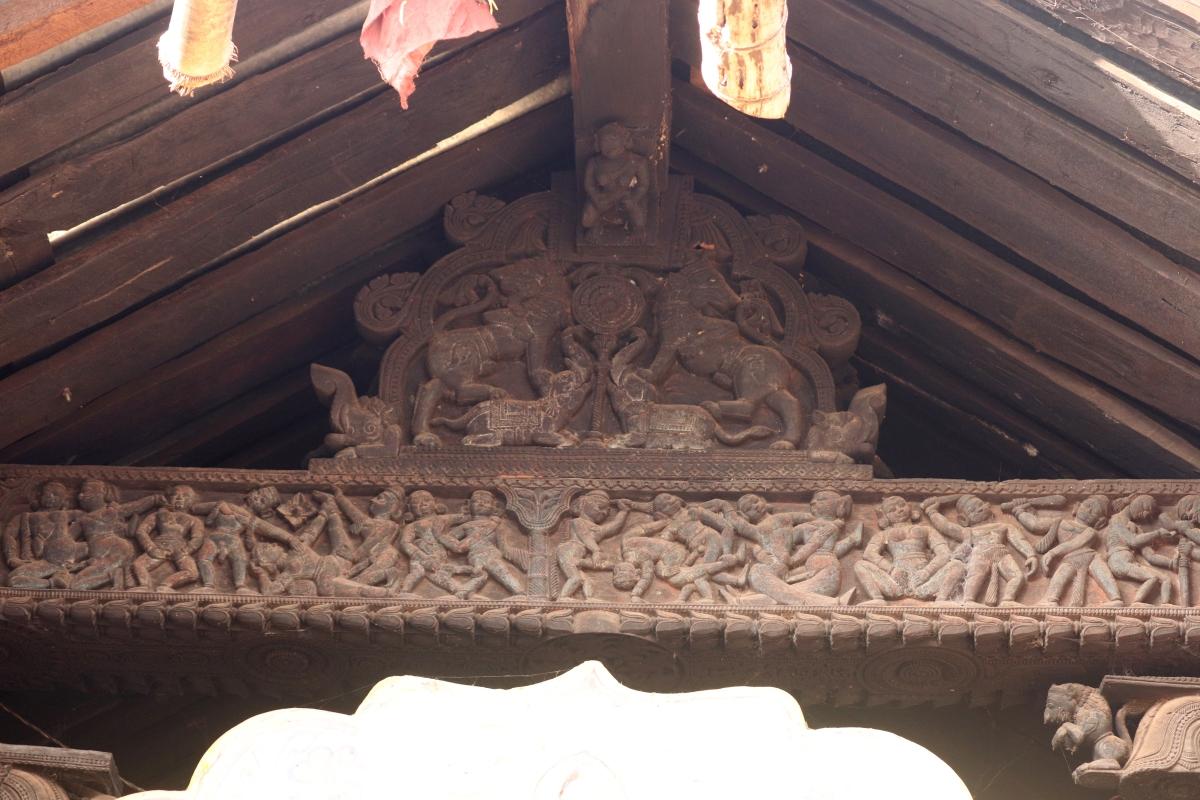 Poda Poda Nrusingha Temple – A Wooden Heritage Treasure inKandhamal